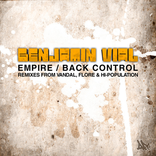 Benjamin Vial - Back Control (Original Mix)