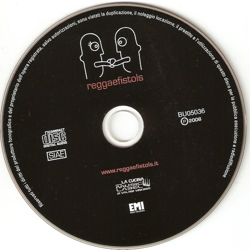 07-Reggae Fistols   Rastafarians