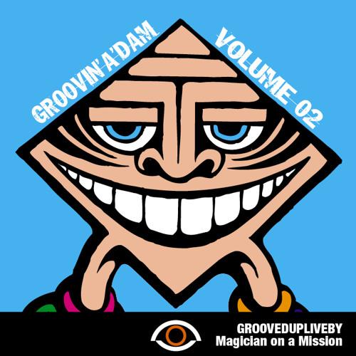 GROOVIN' AMSTERDAM VOL.2 Groovedupliveby MOAM-Amsterdam 2000