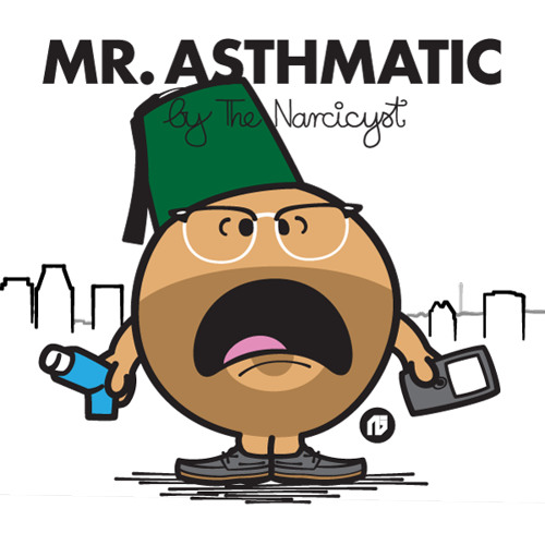 Mr.Asthmatic by The Narcicyst