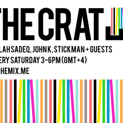 THE CRATE - Online Radio Show