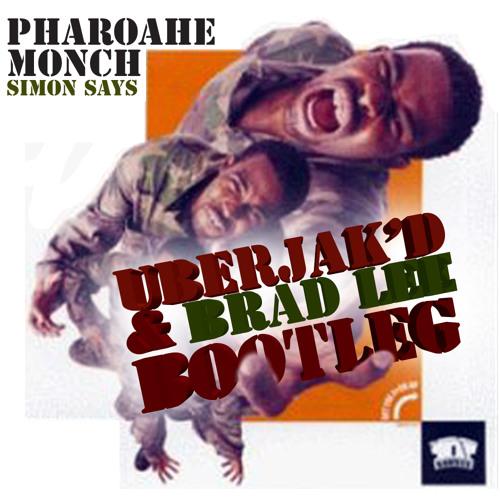 Simon Says [Uberjak'd & Brad Lee F*ck Up] - Pharaohe Monche *FREE 320 d/l*