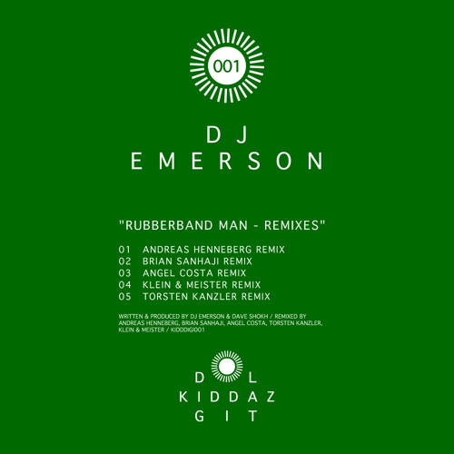 BRIAN SANHAJI REMIX FOR DJ EMERSON @ KIDDAZ FM