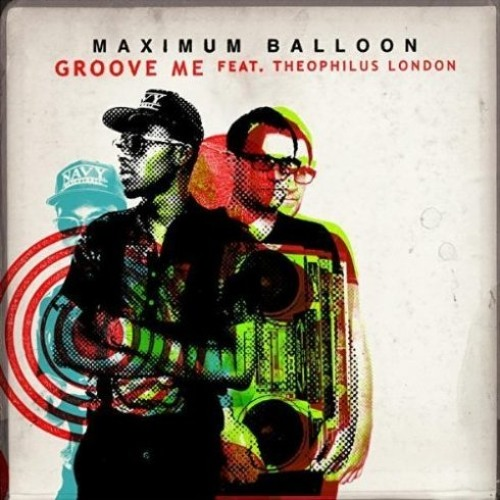 Maximum Balloon 'Groove Me' (Rory Phillips Remix)