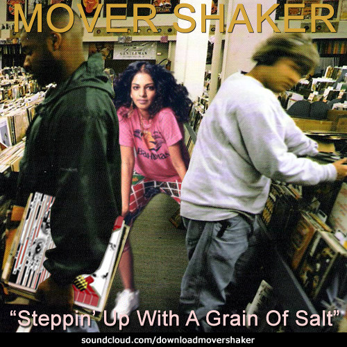 Mover Shaker - Steppin Up With A Grain Of Salt (DJ Shadow x MIA)
