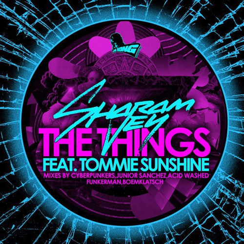 Sharam Jey feat. Tommie Sunshine - The Things  (Cyberpunkers Remix)