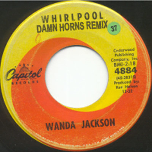Wanda Jackson - Whirlpool [Damn Horns Remix] - FREE DOWNLOAD (see description)