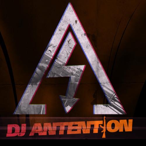 Dj Antention - No One Escapes (preview)