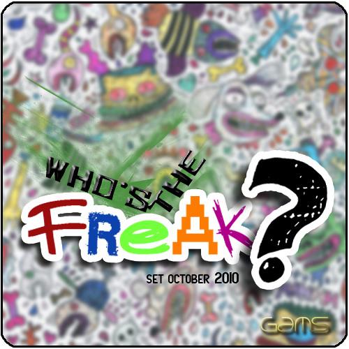 Gams - Who's the Freak?