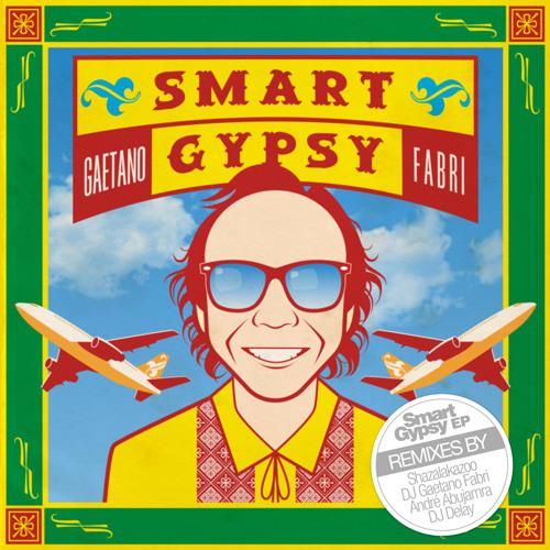 Smart Gypsy EP Blue Gypsy 001