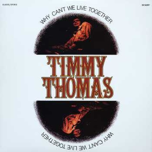 Timmy Thomas - Why Can't We Live Together (Underdog Rework)
