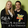 Toy Story 3: Q & A with Darla K. Anderson and Lee Unkrich Portada del disco