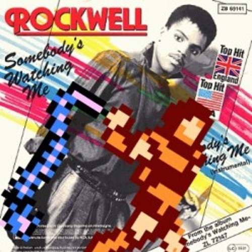 Rockwell - Somebody's Watching Me (Eoliveira Remix)