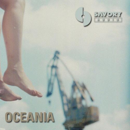 Oceania - Watercolour