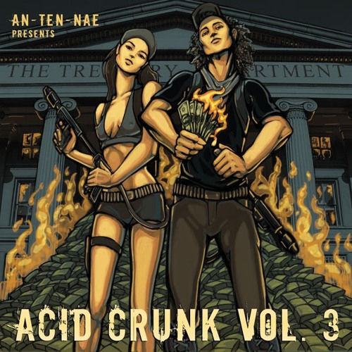 Thriftworks - Get The Lectroid (Rook Remix) Out now on Acid Crunk Vol. 3!