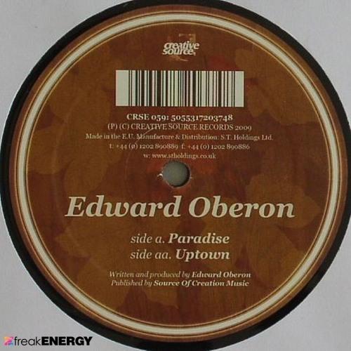 Edward Oberon - Paradise VIP