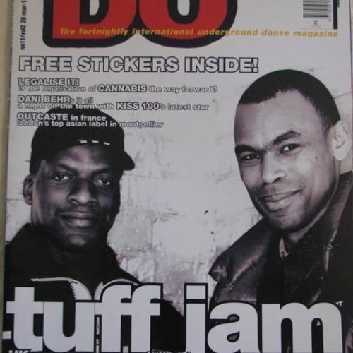 TUFF JAM BBC Radio1 Essential Mix 26th October 1997 (Free Download)