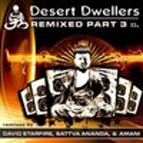Desert Dwellers.. Crossing the desert. available on beatport mastered by[ Tipper ]
