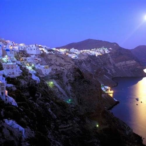 Santorini Dreams