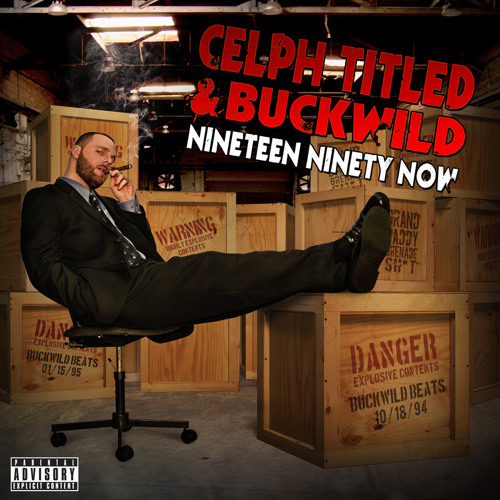 Celph Titled & Buckwild - Ninety Now Promo (Buck's Four Course Meal)