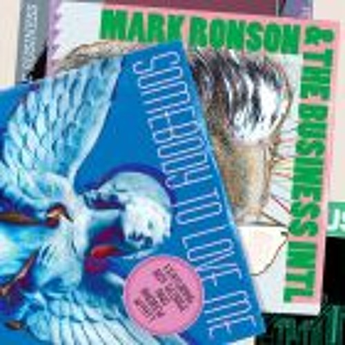 Mark Ronson feat Boy George - Somebody To Love Me (Congorock Remix)