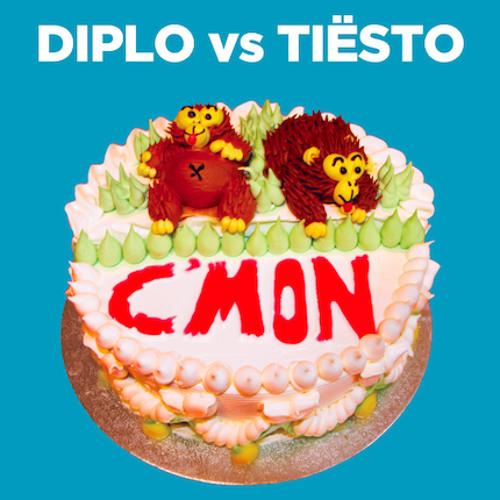 Diplo vs Tiesto - C 'Mon