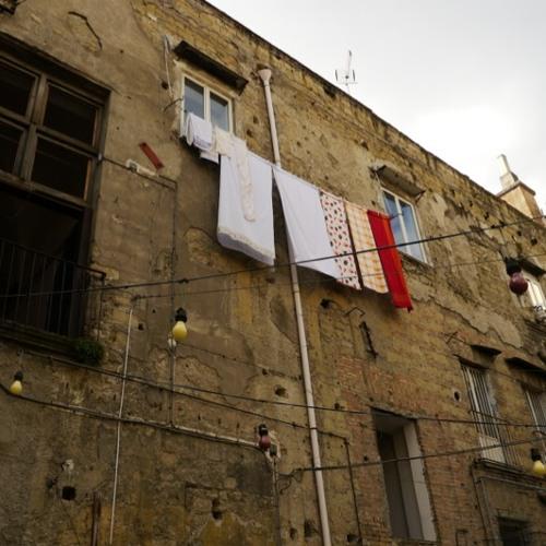 Napoli. Porta Capuana/Mercato