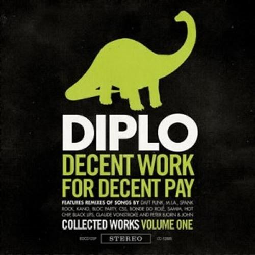 Diplo - Newsflash (Metronomy Remix)