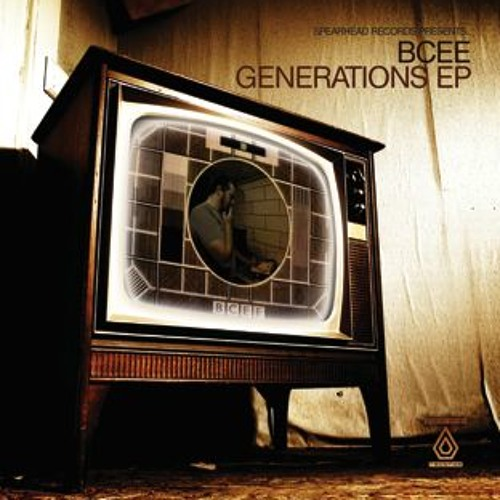BCee - Glitter Balls - Spearhead Records