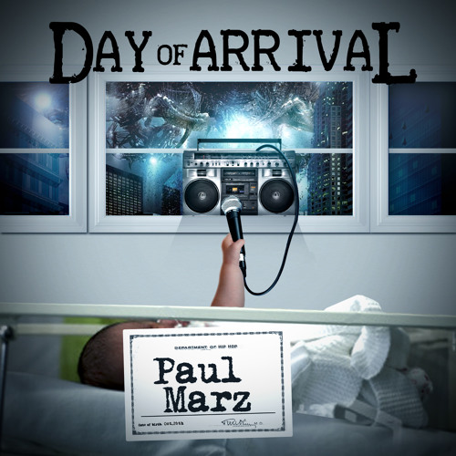 """""""Day of Arrival"""" the mixtape"""