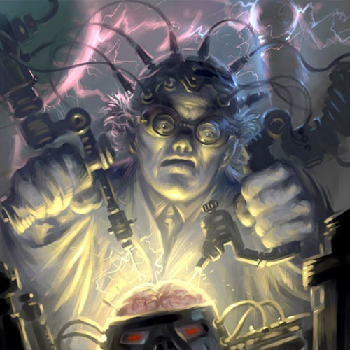 Mad Scientist [Forthcoming Paradise Lost 2012]