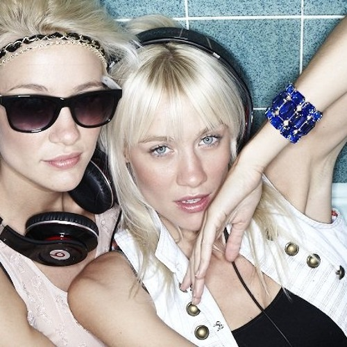 NERVO Irresistible Mix Tape Oct 2010