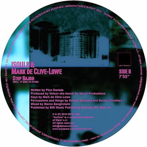Stop Bajon - Isoul8 + Mark de Clive-Lowe