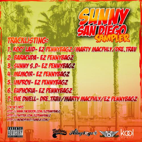 Sunny San Diego Sampler