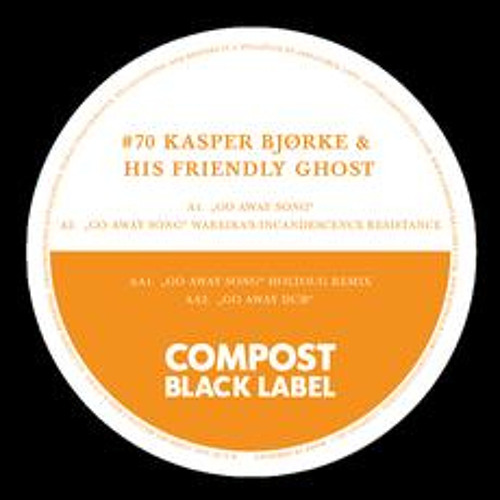 Kasper Bjørke & His Friendly Ghost - Go Away Song (Holtoug Remix)