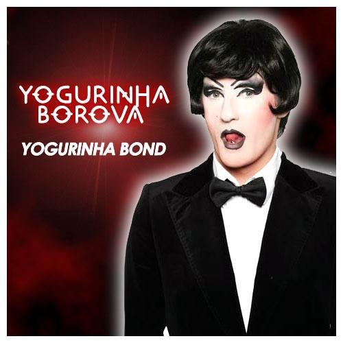 Yogurinha Bond 007 by AITOR DE OLANO / COUENMAIN REMIX