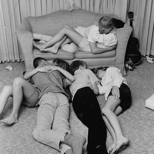 Sleep Over - Outer Limits