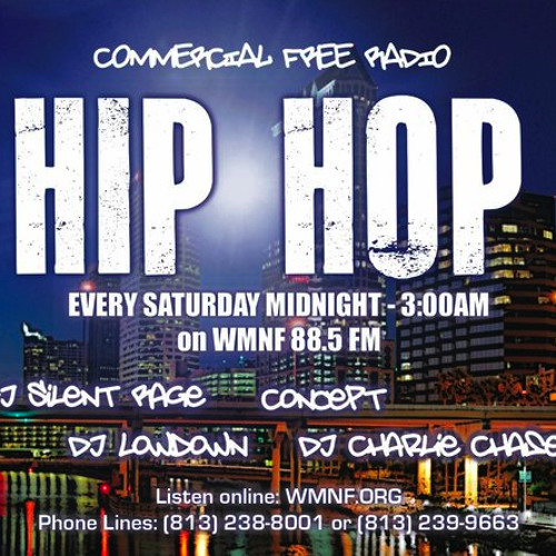 88.5FM WMNF  Saturday Night Shutdown  10.30.10