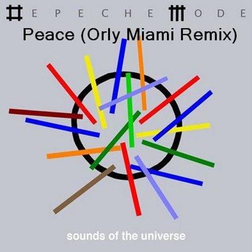 Depeche Mode-Peace (Orly Productions Miami Remix)
