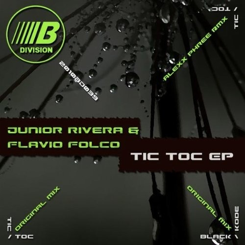 Junior Rivera -  Black Kode (Original Mix) [Bdivision Records]