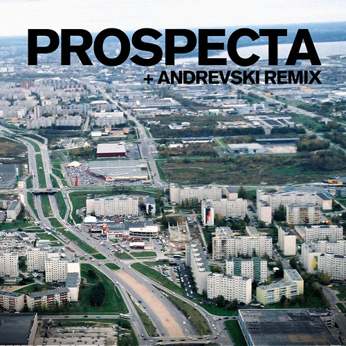 Minimal Dimension (Andrevski Rmx) by Prospecta feat General Levy
