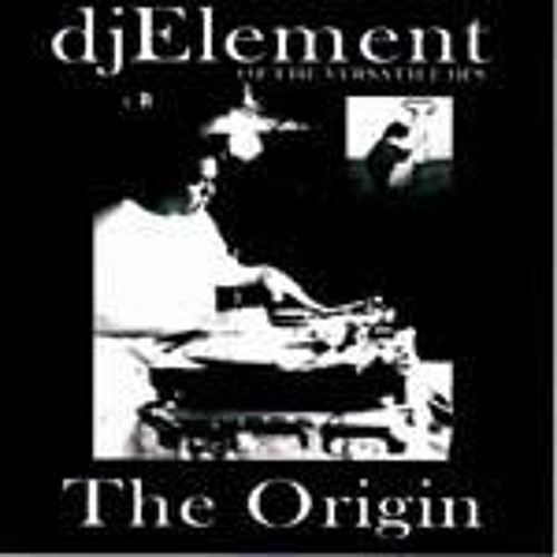 DJ ELEMENT- THE ORIGIN (MIXTAPE)