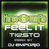 Feel It - Three Six Mafia ft Tiesto - Emporio Mashup