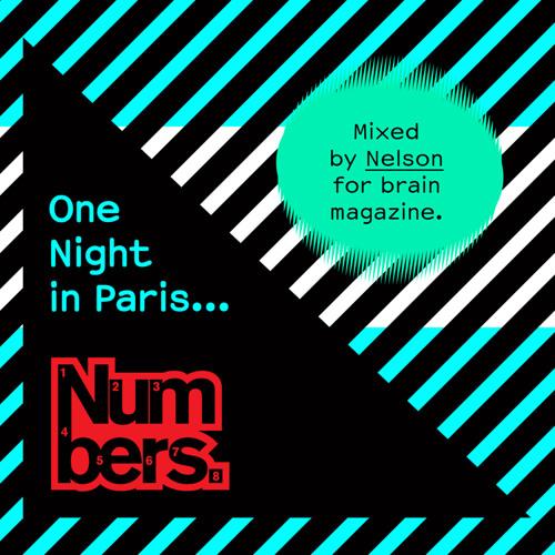 Nelson - One Night in Paris mix for brain magazine (Nov 2010)
