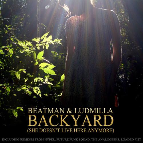 Beatman + Ludmilla - Backyard - Hyper Remix