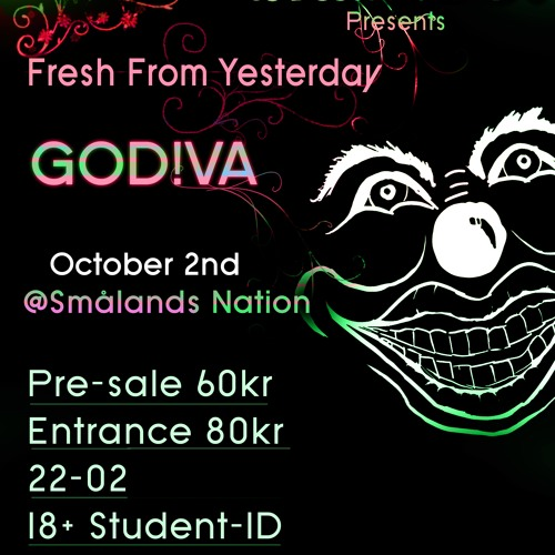 GO!DIVA Live @ Club M.A.D. - Fresh From Yesterday