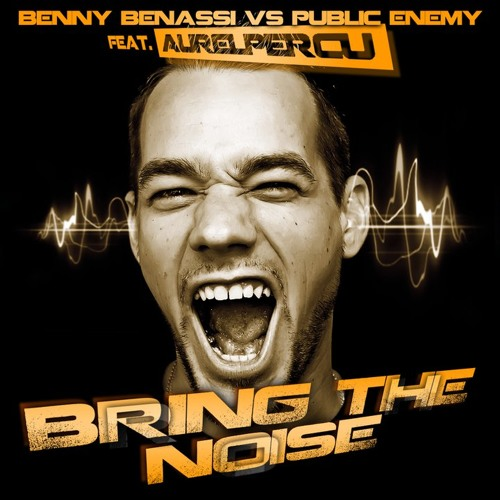 """Bring the noise"" Benny Benassi vs Public Enemy [Live Percussions Edit by Aurelpercu]"