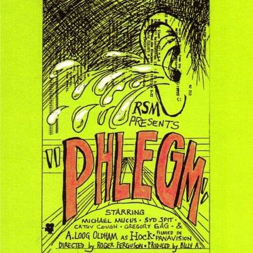 PHLEGM SOUNDTRACK - R. Stevie Moore