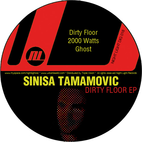 Sinisa Tamamovic - Ghost