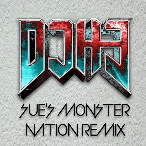 H3 - Sue's Monster (Nation Remix) 'Mutant Dub 101' EP